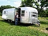 Rare 1958 Streamline original 27 ft. trailer
