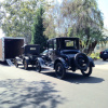 1927 Model T Coupe & 1927 Model T Pickup