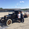 1922 Model T Touring