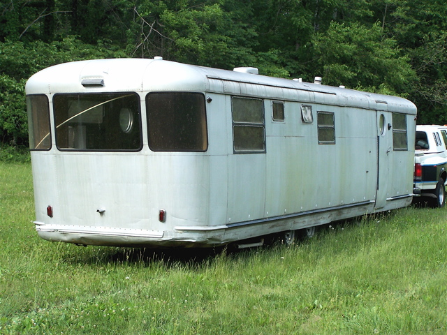 Rare 1953 Spartan Imperial Mansion