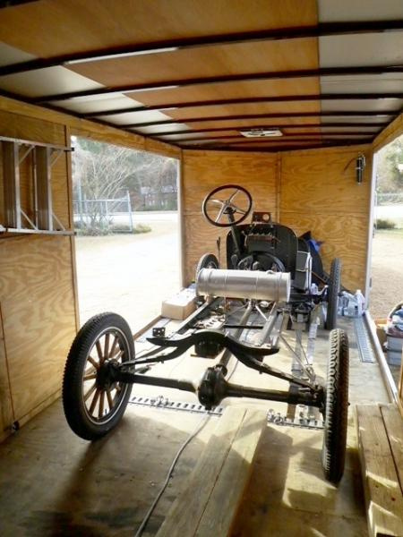 Model T Chassis